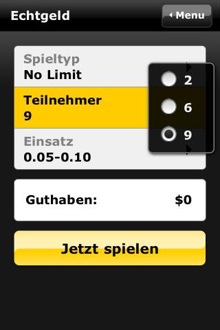 bwin poker app deutschland
