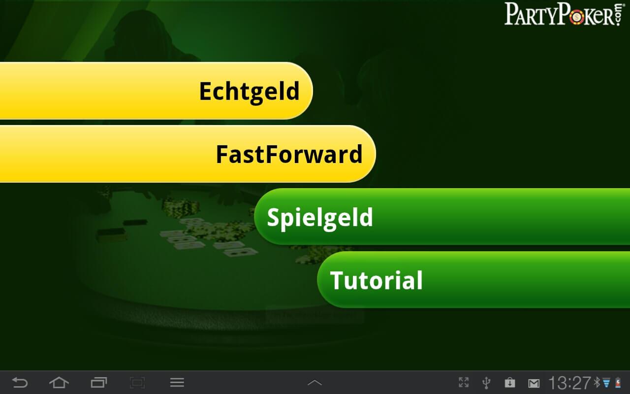 partypoker app