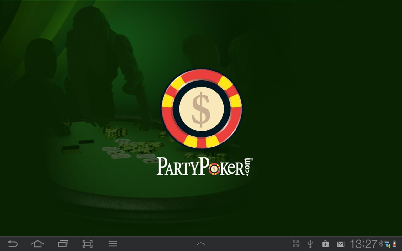 PartyPoker App launches App for Android, iPad and iPhone