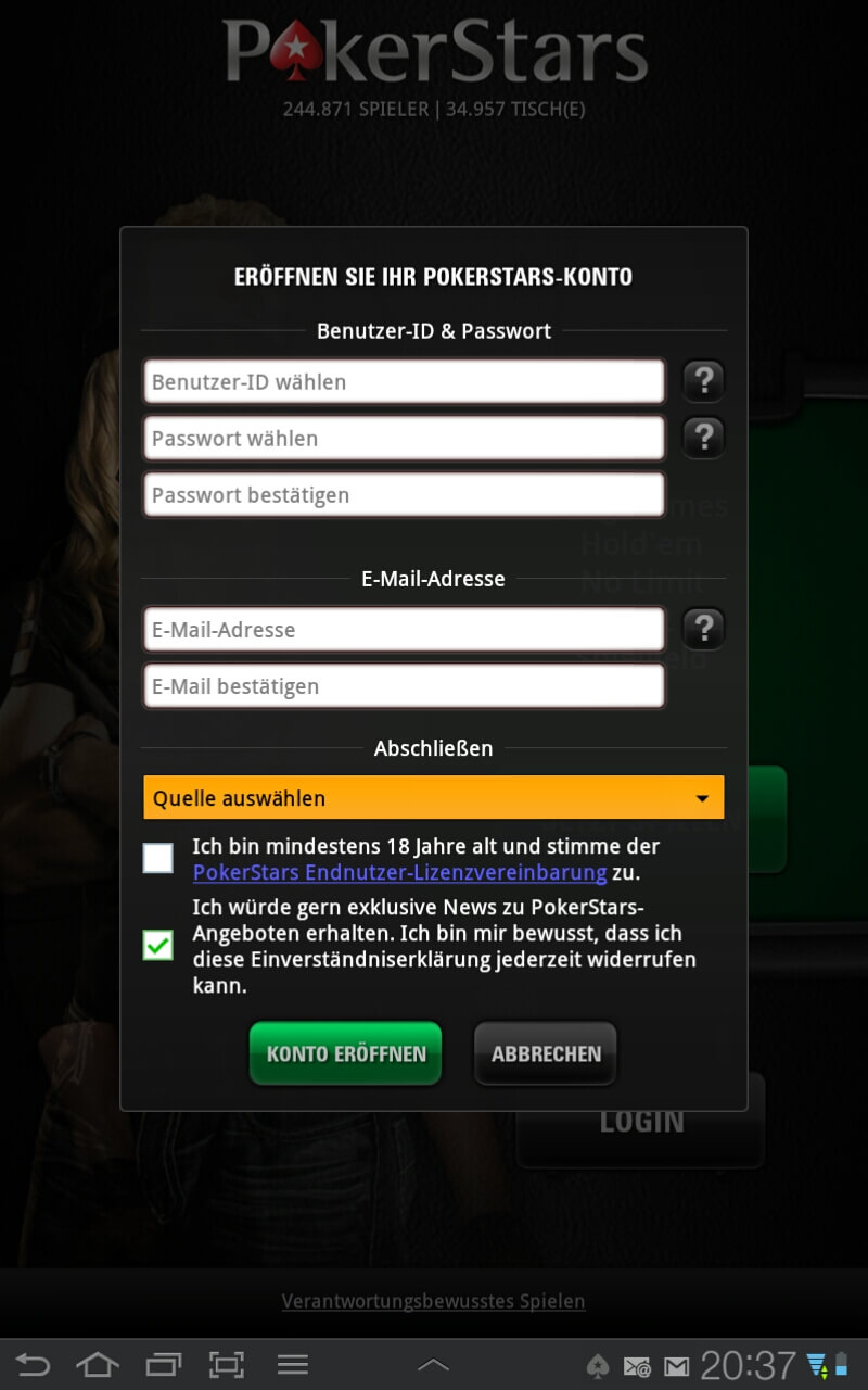 pokerstars update download