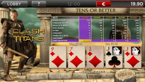 Videopoker 888 casino iphone