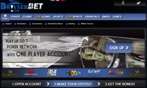 screenshot der website von bwinnerbet