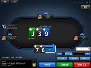 Poker of 888poker für iPad