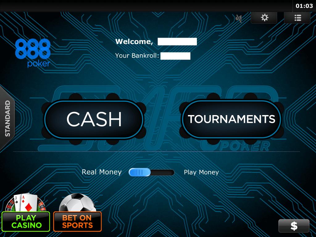 888poker snap lobby