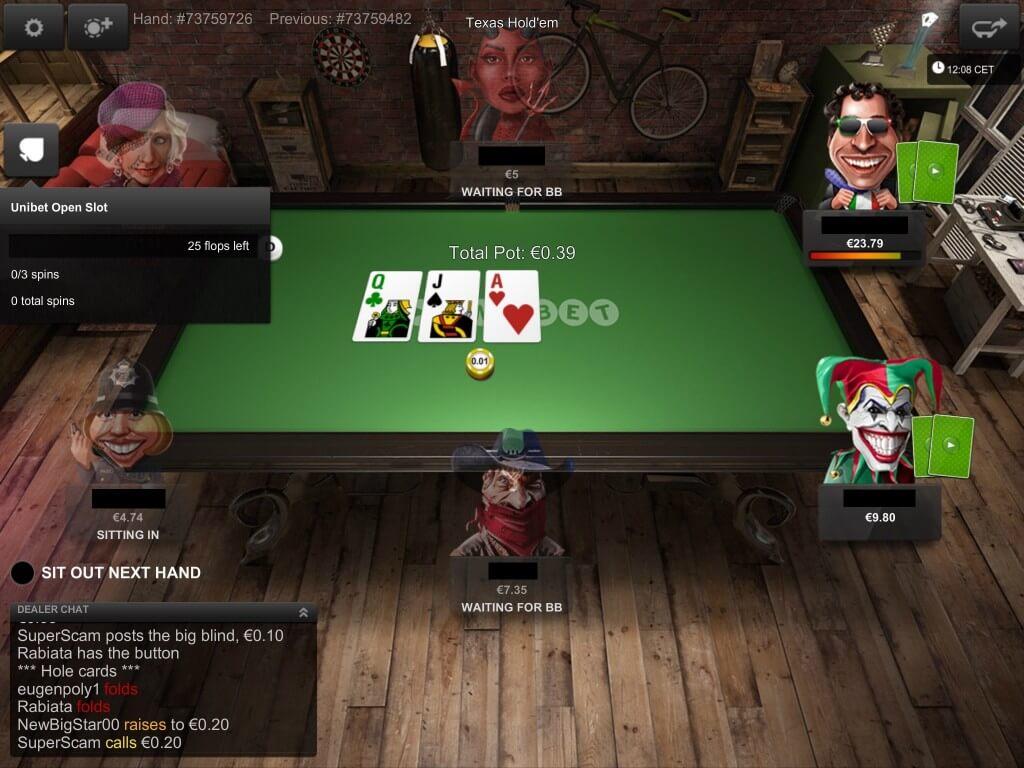 Poker Apps für Anfänger - Unibet