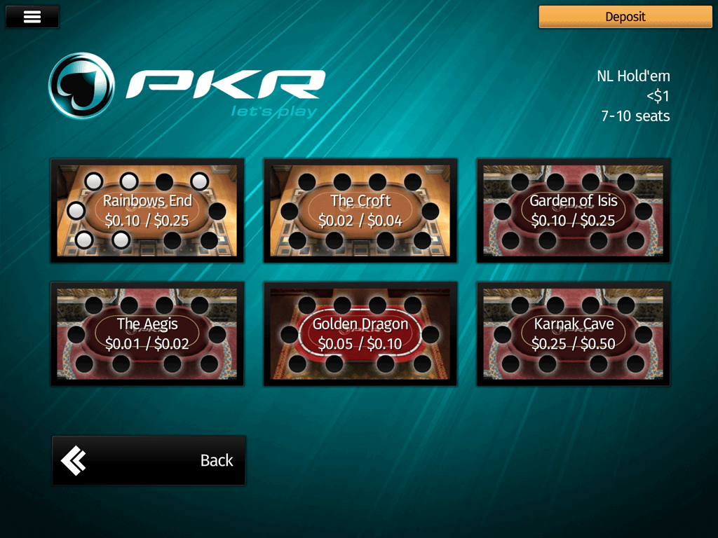 free poker apps for ipad