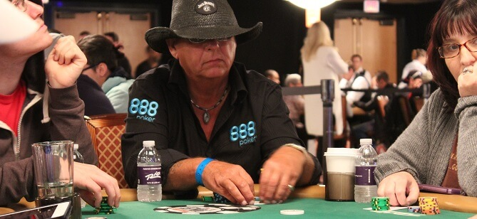 Tommy Yates 888 WSOP Main Event