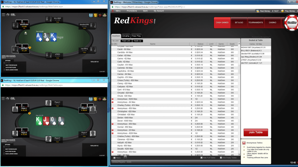 redkings poker pc