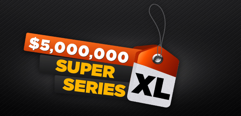 888 poker super xl series 2017