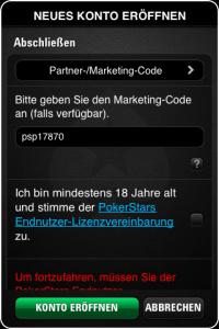 Marketingcode psp17870