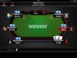 iPoker Skin Winner Poker goes mobile