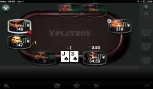 playboy poker has launched a new app for android