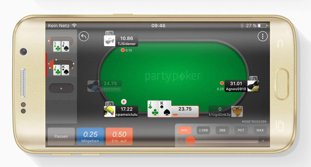 Echtgeld Poker App Android