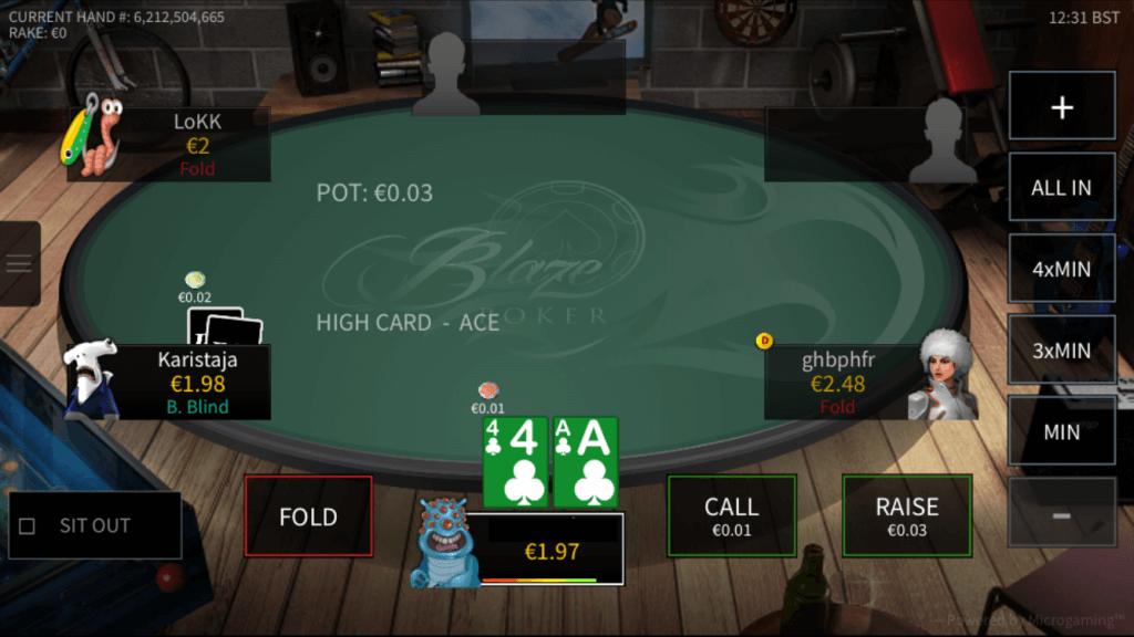 redkings poker app
